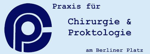CP Praxis für Chirurgie und Proktologie am Berliner Platz